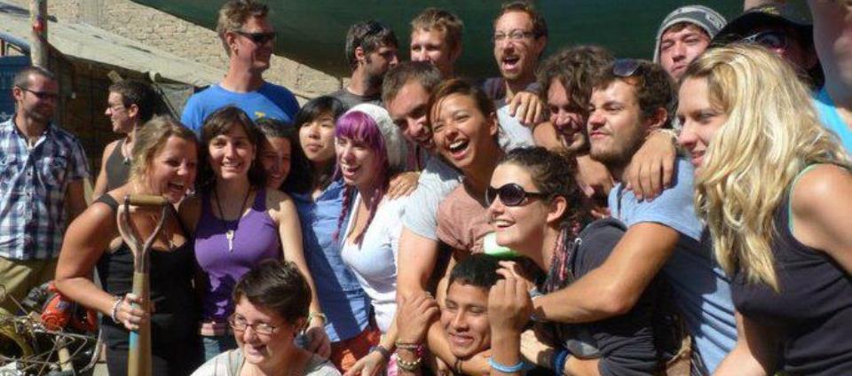 Gute Zeiten bei Pisco Sin Fronteras