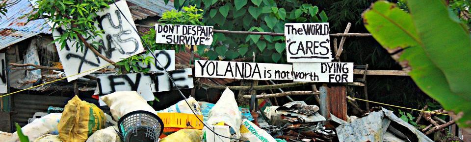 Hoffnung regiert in Tacloban