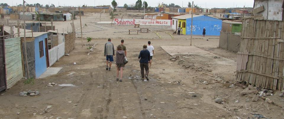 Frewilligenarbeit in Pisco, El Molino