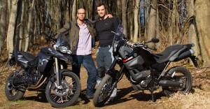 Motorradweltreise