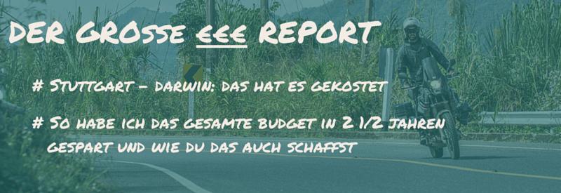 Der €€€ Report