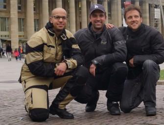 6 Länder + 3 Jungs = Abenteuerreise Osteuropa!