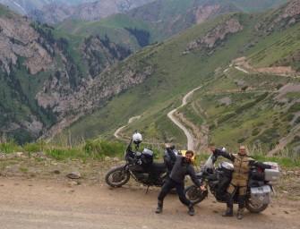 REISEN NACH KIRGISTAN – WARUM MACHT DAS NIEMAND?! TEIL 2: Song Kol und Zentralkirgistan
