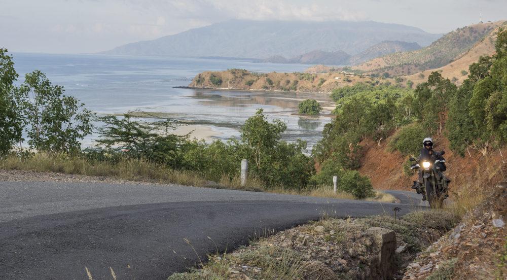 Ost timor Motorrad Weltreise