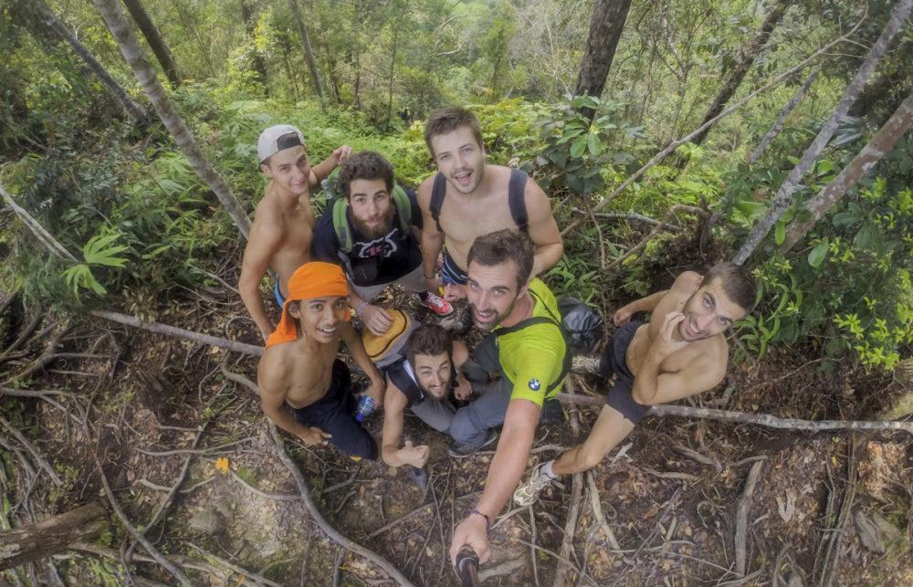 Dschungel Trek in Bukit Lawang