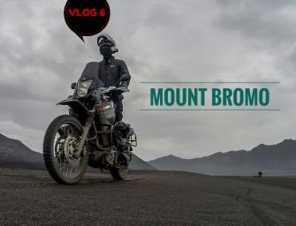 Mount Bromo (VLOG6)
