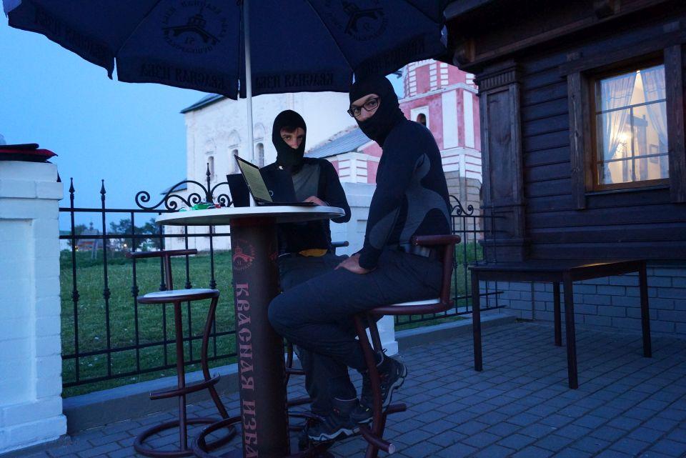Von Moskitos gepeinigt in Sibirien? Wir checken trotzdem unsere Lieblingsblogs!