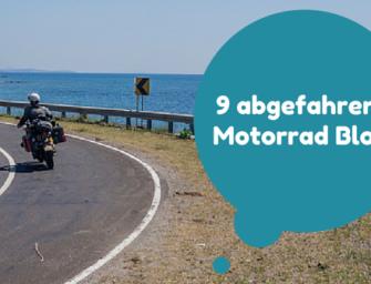 Unsere 9 Lieblings-Motorrad-Blogs