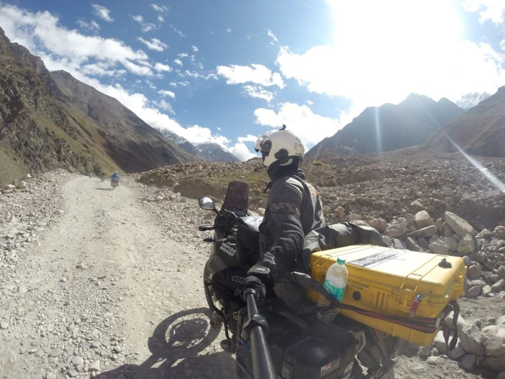 yamaha tenere in ladakh