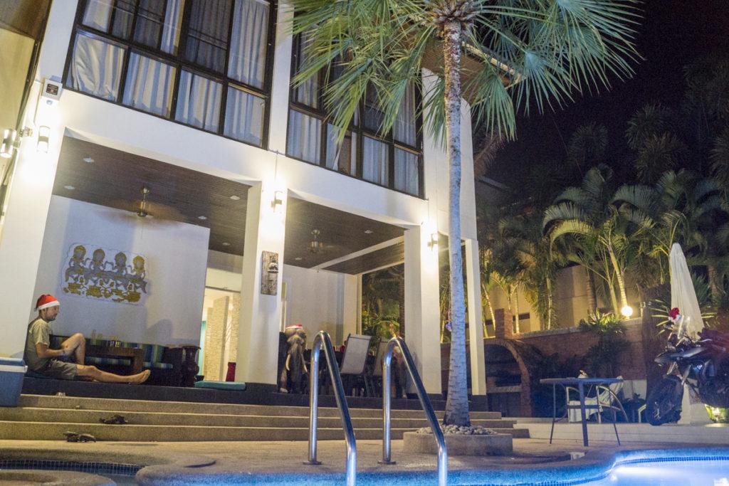 Villa mit Pool...