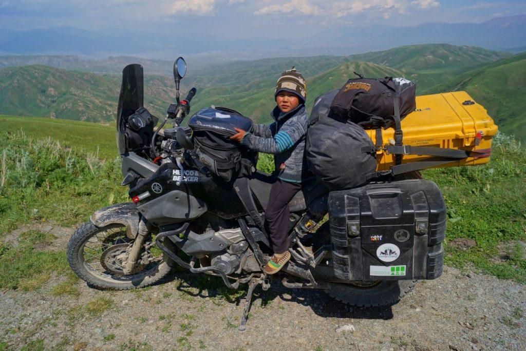 Motorradkoffer und TopCase