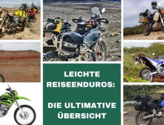 Leichte Reiseenduros: Die ultimative Übersicht