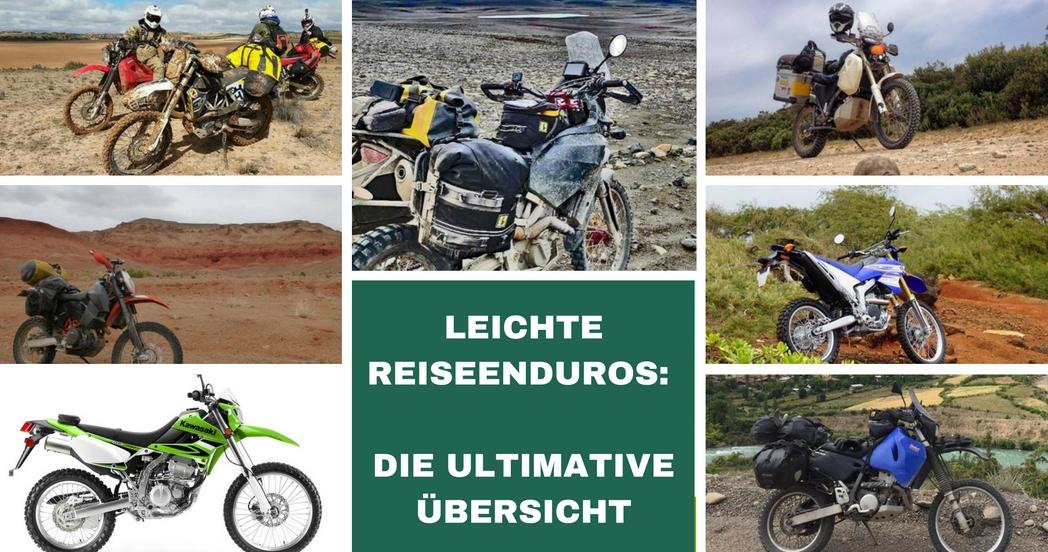 Leichte Reiseenduro: die ultimative Übersicht - How Far Can We Go