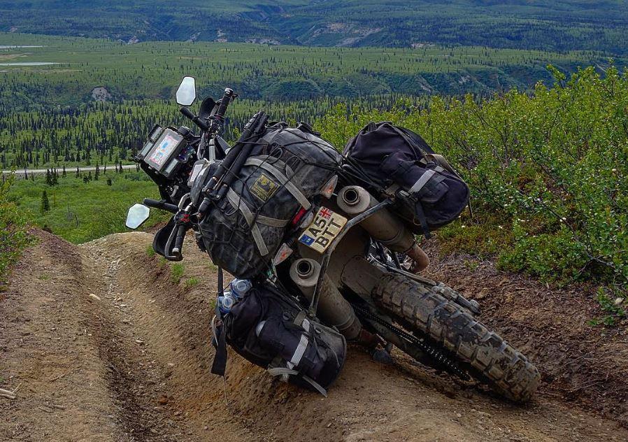 Motorrad Satteltaschen Adventure Spec