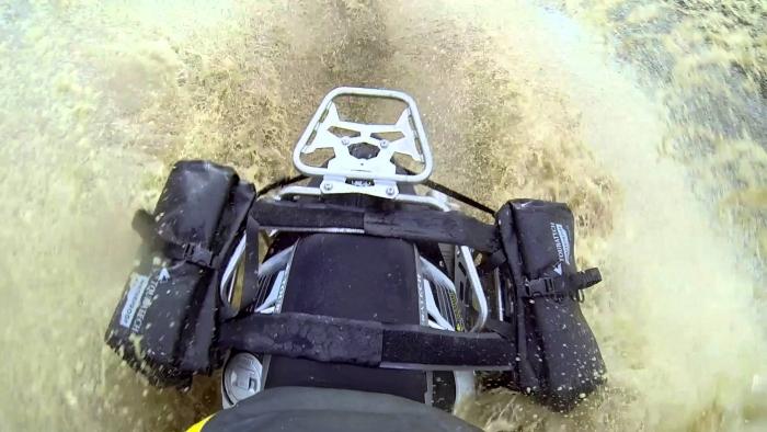 Motorrad Packtaschen Touratech
