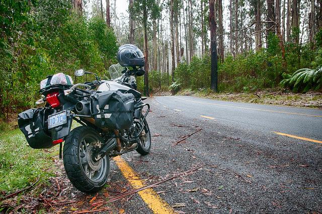 Motorrad Packtaschen SW Motech