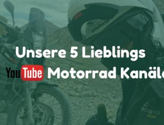 Unsere 5 Lieblings Youtube-Motorrad-Kanäle